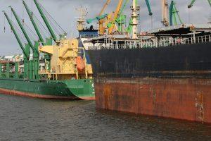 Klaipėdos uoste – įspūdingas rekordas
