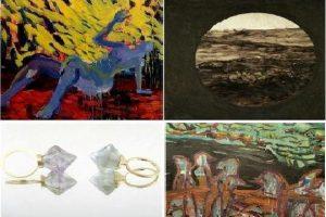 Keturios parodos – Palangoje
