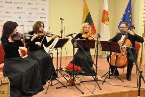 Vokiečių bendrija kviečia į adventinį koncertą