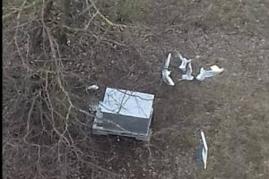 Kačių šėryklas okupuoja kirai