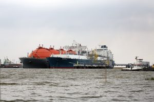 Į Klaipėdą atplaukė antras mažas SGD dujovežis
