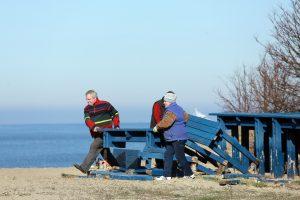 Uostamiesčio paplūdimiams – naujas inventorius