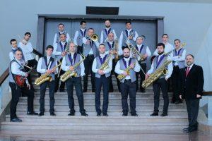 Panemunės pilyje – legendinis Armėnijos nacionalinis bigbendas