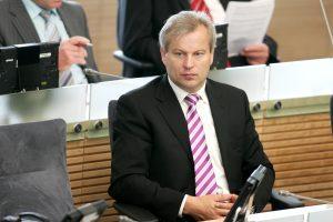 M. Bastys atleistas iš Seimo pirmininko pavaduotojo pareigų
