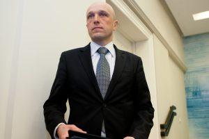 STT vadovas: paskola – dažniausia gynyba korupciniuose nusikaltimuose