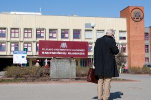 Į Santariškių klinikų vadovo postą - trys kandidatai