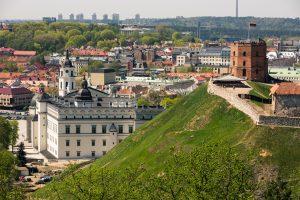 Vilniaus pilių direkcija bus naikinama
