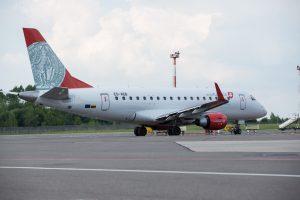 """K. Auryla: """"Air Lituanica"""" skrydžiai yra saugūs"""