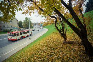 Dėl neišmokamų atlyginimų žada streikuoti Vilniaus autobusų ir troleibusų vairuotojai
