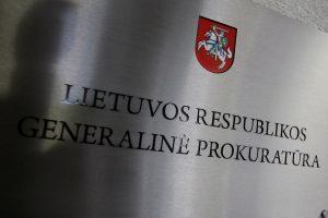 Prokuroras I. Mikelionis išsiųstas dirbti į Moldovą