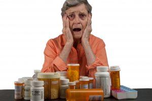 Pagyvenusiems žmonėms dažnai diagnozuojamas vitaminų trūkumas