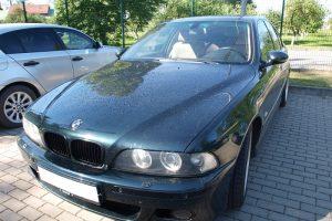 Ruso BMW sukėlė įtarimų