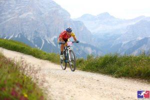 Dviratininkė K. Sosna Europos kalnų dviračių maratono čempionate – penkta