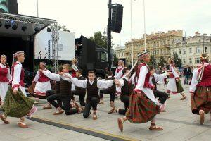Raudondvaris paskelbtas Mažąja kultūros sostine