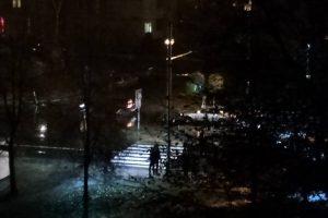 Kaune policininkas partrenkė per pėsčiųjų perėją ėjusią moterį