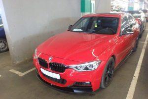 Kauno policija apsiriko: dėl BMW sulaikyta niekuo dėta bibliotekininkė