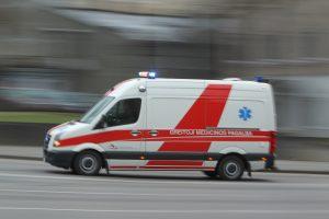Vilkaviškyje žuvo pėsčiųjų perėjoje partrenkta moteris