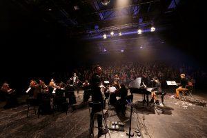 VDU kamerinis orkestras jubiliejų atšvęs trankiai