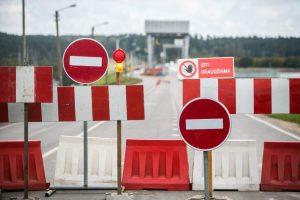 Kelininkai apie hidroelektrinės tilto remontą: čia ne smėliadėžė
