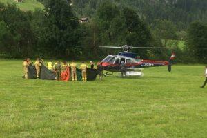 Per tris incidentus Alpėse žuvo aštuoni žmonės