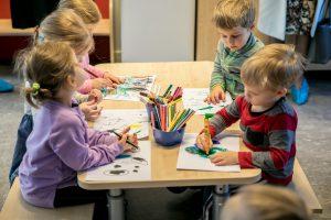 Sostinės vaikų darželiai nebegalės rinkti pinigų iš vaikų tėvų