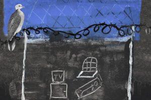 Sujungti skirtingi pasauliai: kalėjimas ir laisvė