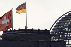 Vokietijoje pradėtas tyrimas dėl šveicarų šnipų