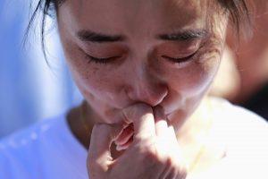Kinijoje autobusui įkritus į upę žuvo dešimt žmonių, dar keturių ieškoma
