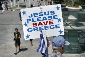 Vokietija iš krizės Graikijoje užsidirbo 1,34 mlrd. eurų