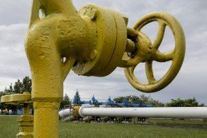 Ukraina planuoja antrą žiemą iš eilės apsieiti be rusiškų dujų