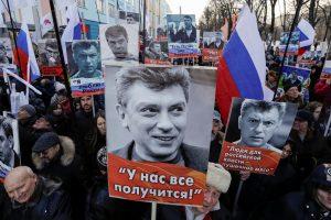 V. Ušackas apie filmą B. Nemcovui: jis įkūnija tragišką Rusijos likimą