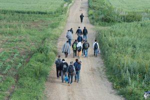 Į Lietuvą atvyko dar 11 Sirijos pabėgėlių
