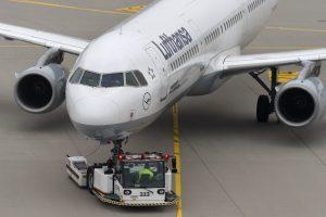 """""""Lufthansa"""" atnaujino skrydžius į Vilnių"""