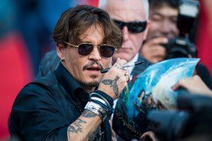 Holivudo žvaigždė J. Deppas vaidins antivirusinių programų kūrėją
