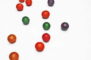 Lietuvės išradimas: dienos vitaminų norma – viename rutuliuke