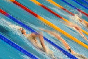 Lietuvos plaukimo čempionate prasidėjo trečiosios dienos varžybos