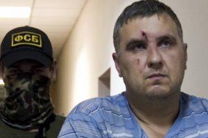 Kryme dviem mėnesiams areštuotas įtariamas diversantas