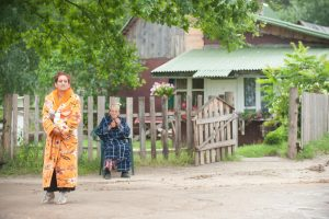 Vilniaus vicemeras: nelegalūs statiniai tabore bus griaunami vos išsikėlus šeimai