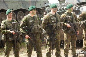 V. Pranckietis patikslino: finansavimas gynybai ateityje priklausys nuo galimybių