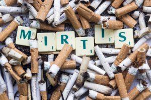 Trys būdai mesti rūkyti: koks jų poveikis?
