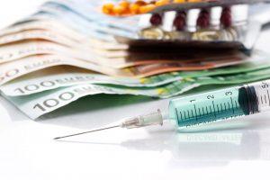 Už farmacininkų milijonus – į Australiją, Čilę, Kanadą