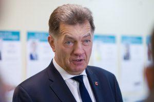 A. Butkevičius: nauja valdančioji koalicija šiąnakt nebus suformuota