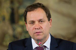 V. Tomaševskis: į galimybes dirbti koalicijoje žiūrime ramiai