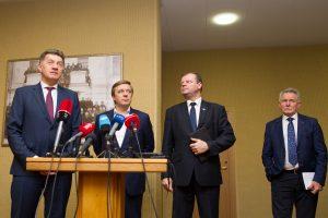 R. Karbauskis: nematau priežasčių nesudaryti koalicijos su socialdemokratais
