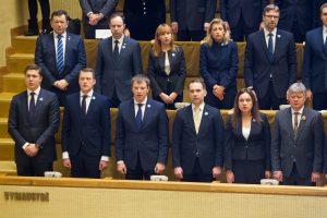 Istorikai: dabartiniai ministrai išsilavinimu neprilygsta tarpukario ministrams