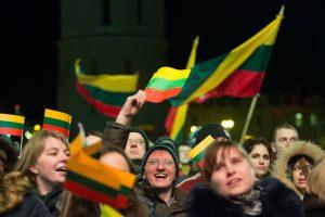 Tyrimas: kuo lietuviai didžiuojasi labiausiai?