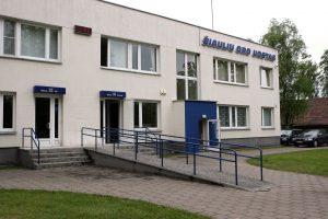 Šiaulių oro uoste planuojama statyti naują orlaivių peroną