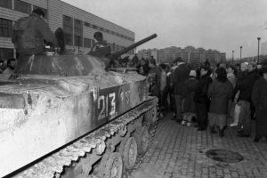 Sovietų smurtą teisme prisiminė per Sausio 13-ąją sužalotas žurnalistas