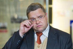 V. Vasiliauskas: Graikijos pasitraukimas iš euro zonos Lietuvai įtakos neturėtų