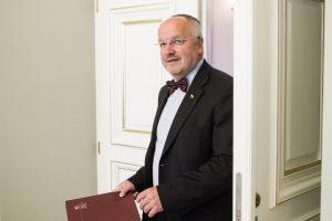 Labiausiai išlaidaujantis ministras – J. Olekas